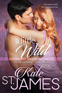 A Little Wild BookCover