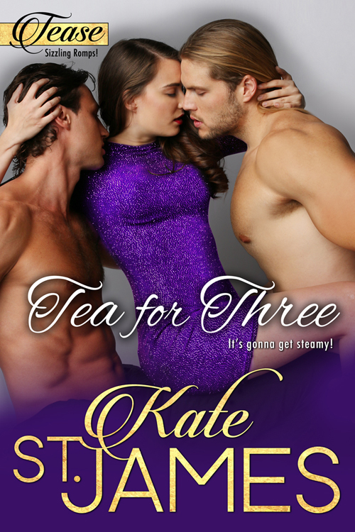 Tea for Three, Story 1 in TEASE Sizzling Romps!