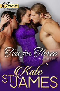 Tea for Three, TEASE Sizzling Romps Story 1