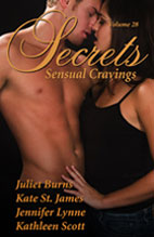 """Kiss Me at Midnight"" in Secrets Volume 28: SENSUAL CRAVINGS"